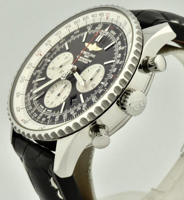 Breitling navitimer 01 black dial