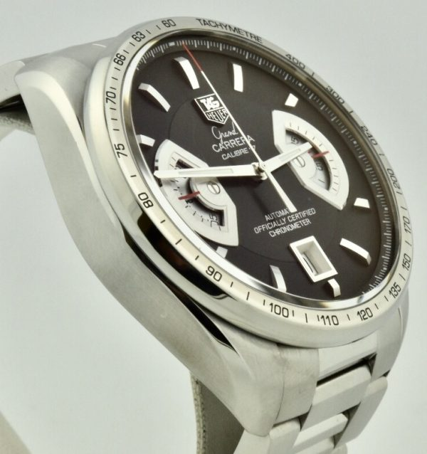 tag heuer grand carrera bezel cav511