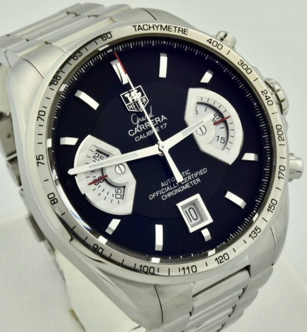 Tag grand carrera calibre 17 for sale cav511