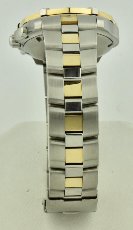tag heuer professional gold band