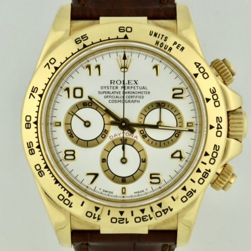 Rolex Daytona 16518 Zenith movement for sale