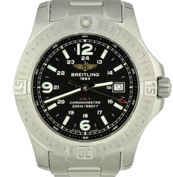 new breitling colt A74388