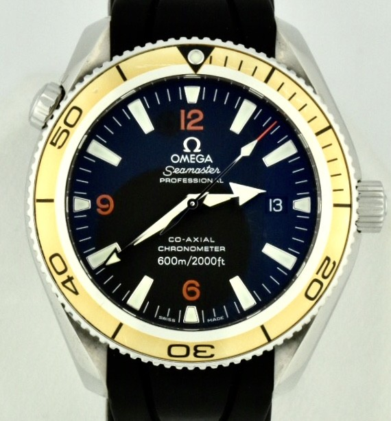 Omega seamaster planet ocean orange 2209.50 for sale