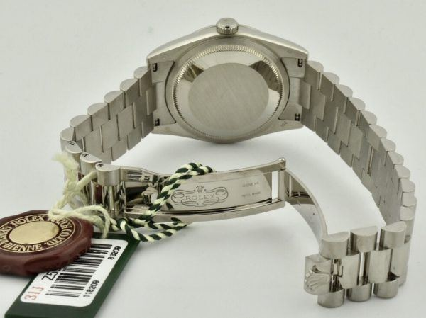rolex 118209 18k clasp
