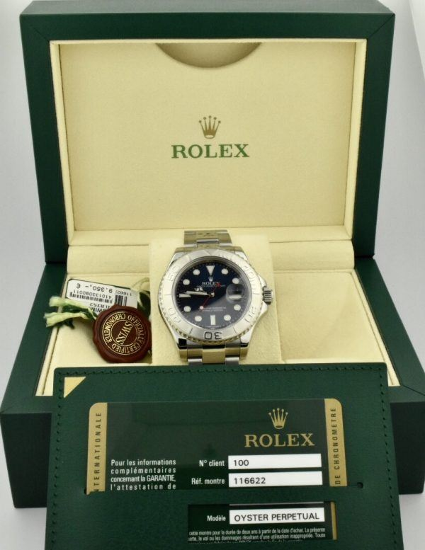 2014 rolex yachtmaster for sale
