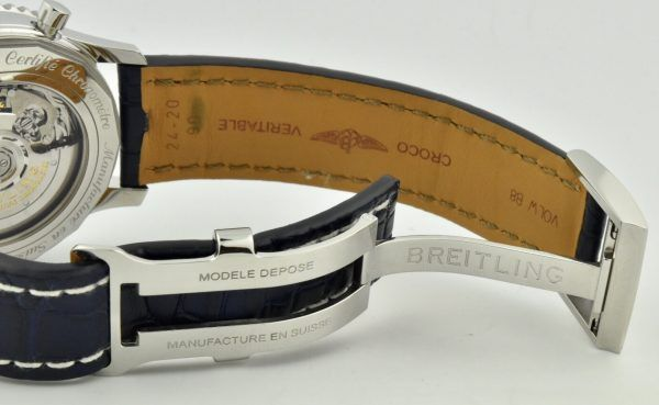 breitling navitimer clasp