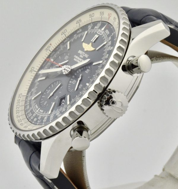 breitling navitimer ab0127 crown