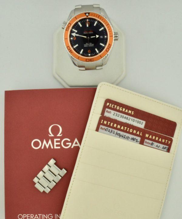 omega seamaster planet ocean 23230462101002