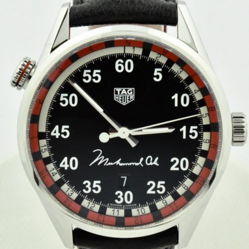 Tag heuer Muhammad ali ringmaster special edition for sale