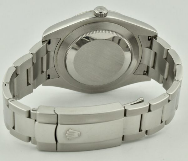 rolex datejust II Stainless oyster band