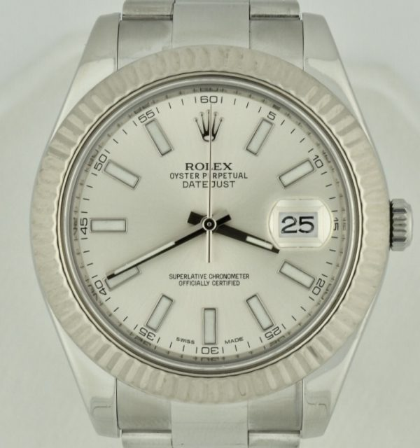 Rolex Datejust II 41mm 116334 for sale