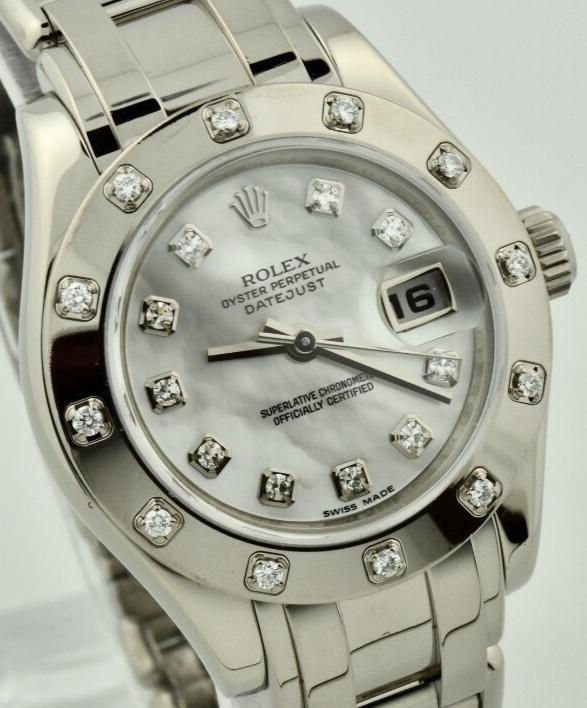 rolex 80319 diamond pearlmaster