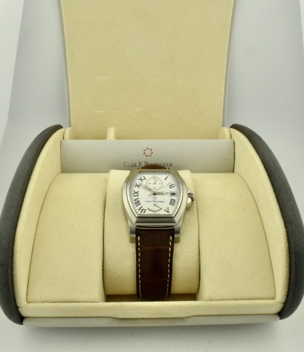 carl bucherer patravi t-24 10612.08 for sale