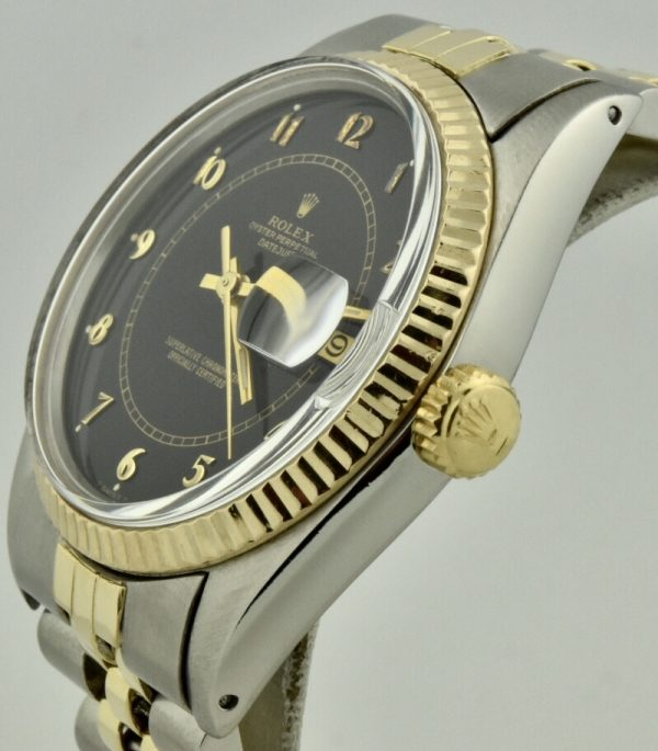 rolex datejust 36mm 16013