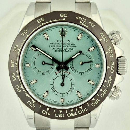 Rolex 116520 Daytona Ice blue for sale