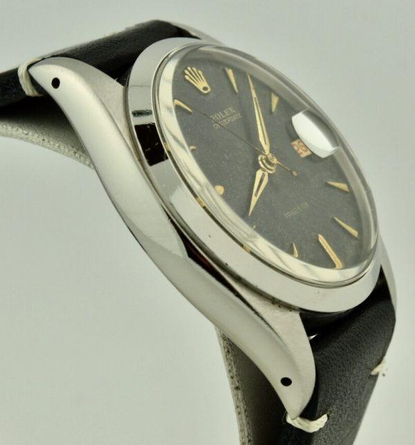Rolex 6494 black dial