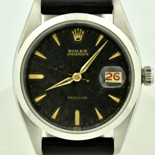 Vintage Rolex Oysterdate 6494 for sale