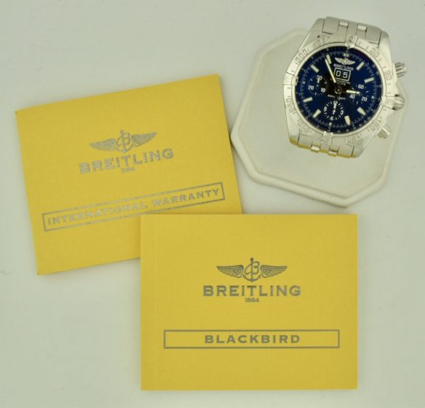 breitling blackbird for sale