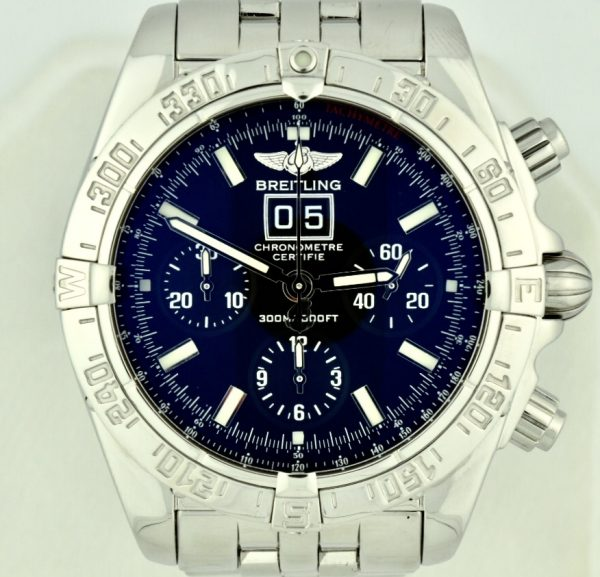 Breitling blackbird a44359 for sale