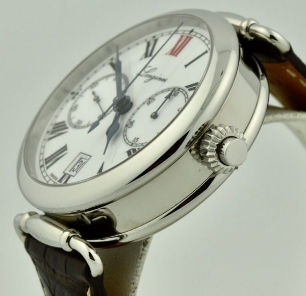 longines 180th anniversary chronograph watch