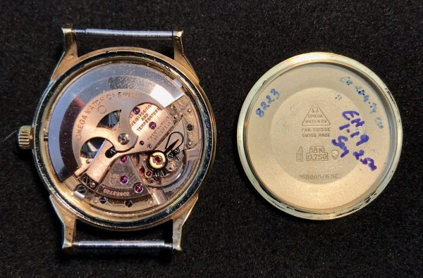 omega cal 561 movement