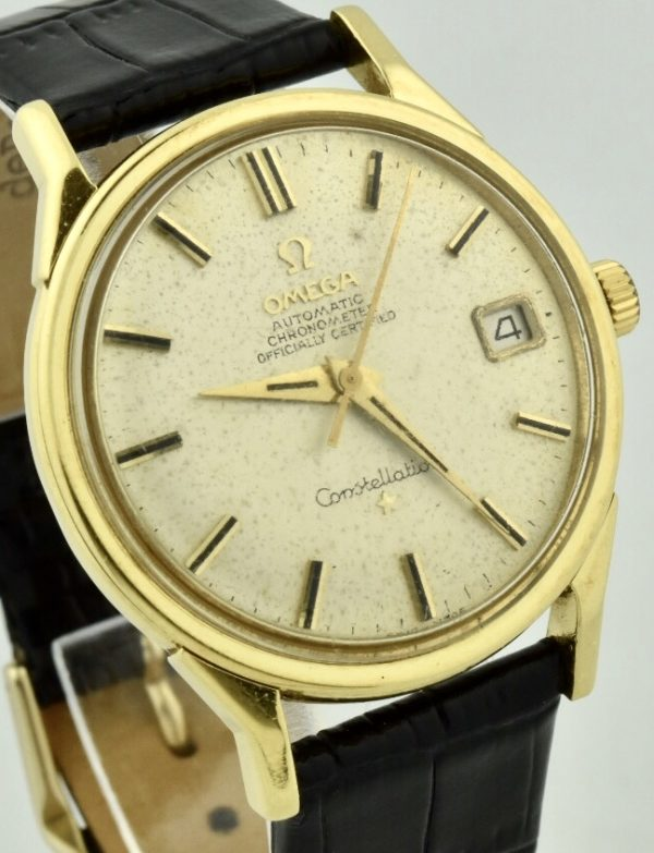 Omega constellation 168005/6sc