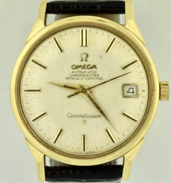 Vintage omega constellation for sale