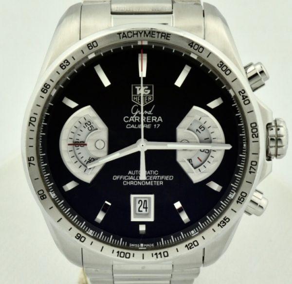 IMG 5697 2 600x584 - Tag Heuer Grand Carrera Calibre 17