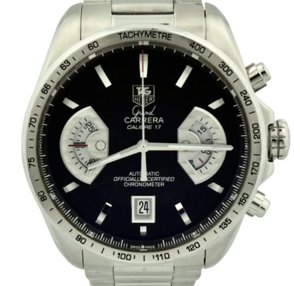 Tag Heuer cav511a grand carrera calibre 17