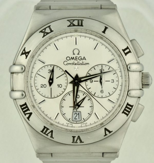Omega constellation quartz 1542.30