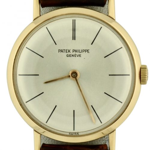 ladies patek philippe 3442 Calatrava for sale