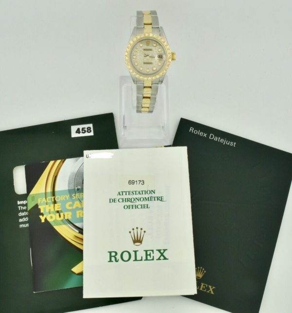 ladies rolex datejust for sale atlanta