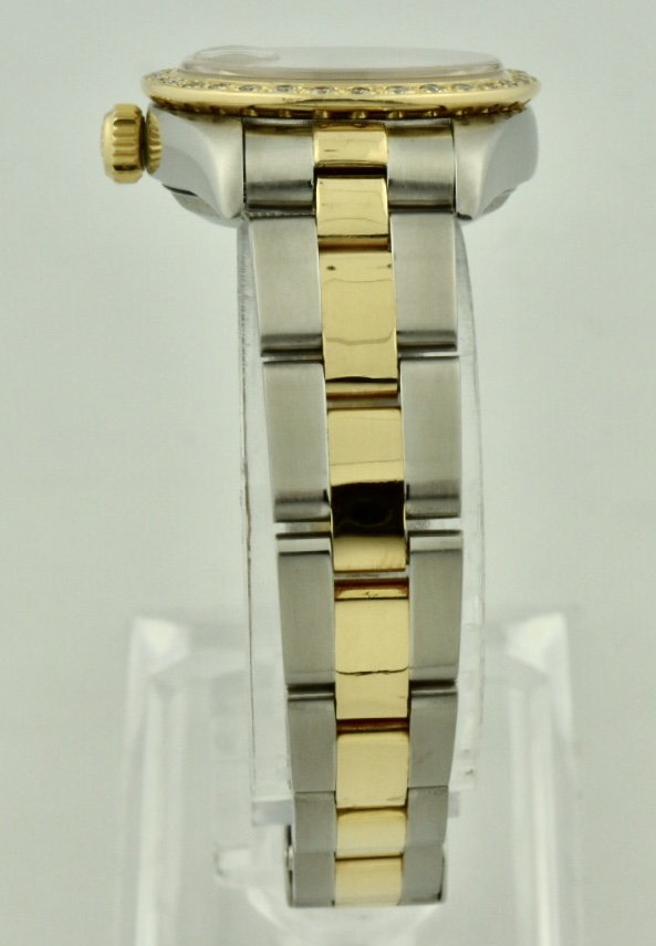 rolex datejust oyster band