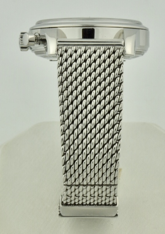 breitling transocean stainless mesh band