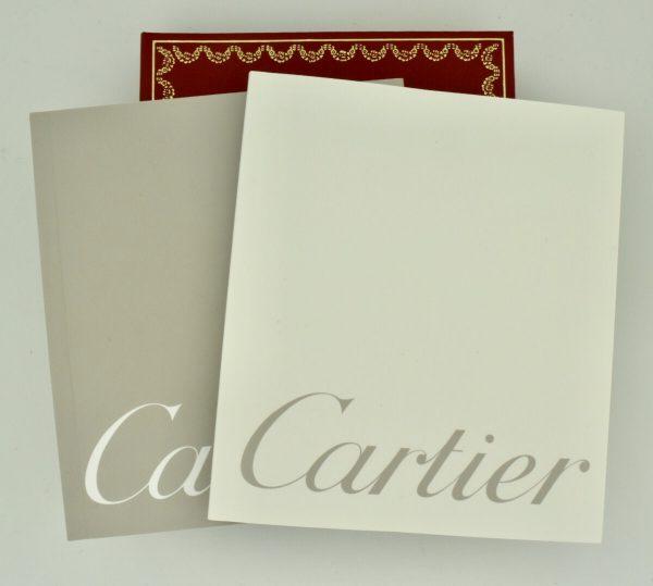 cartier booklets