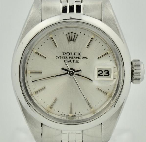 ladies Rolex date 6916