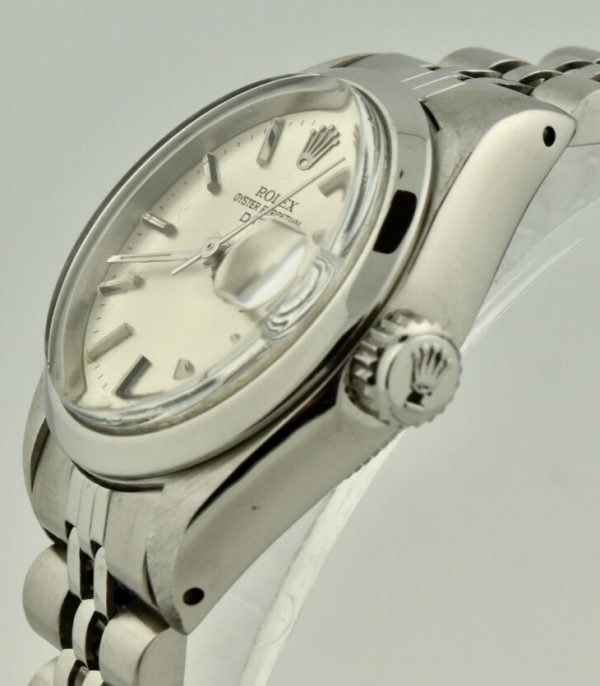 lady rolex date 6916 crown