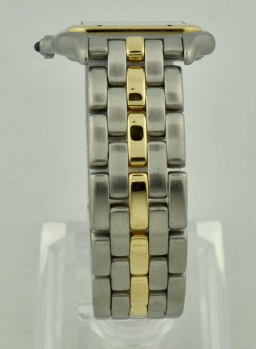 cartier panthere single gold row
