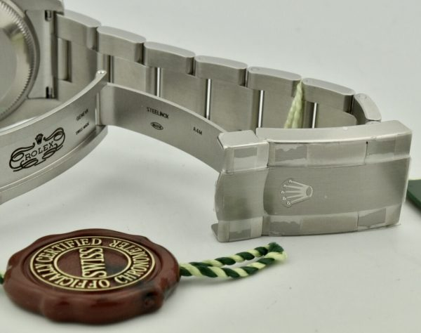 rolex air king clasp