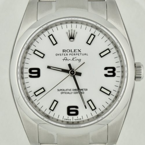 new Rolex Air King 114200 for sale