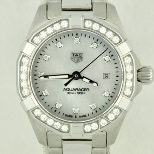 New Ladies Tag Heuer Aquaracer WBD1415 For Sale