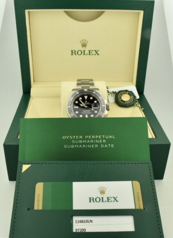 New Rolex Submariner 116610 for sale