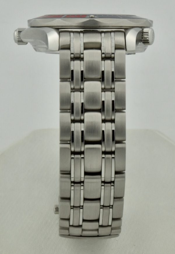 omega commanders watch band