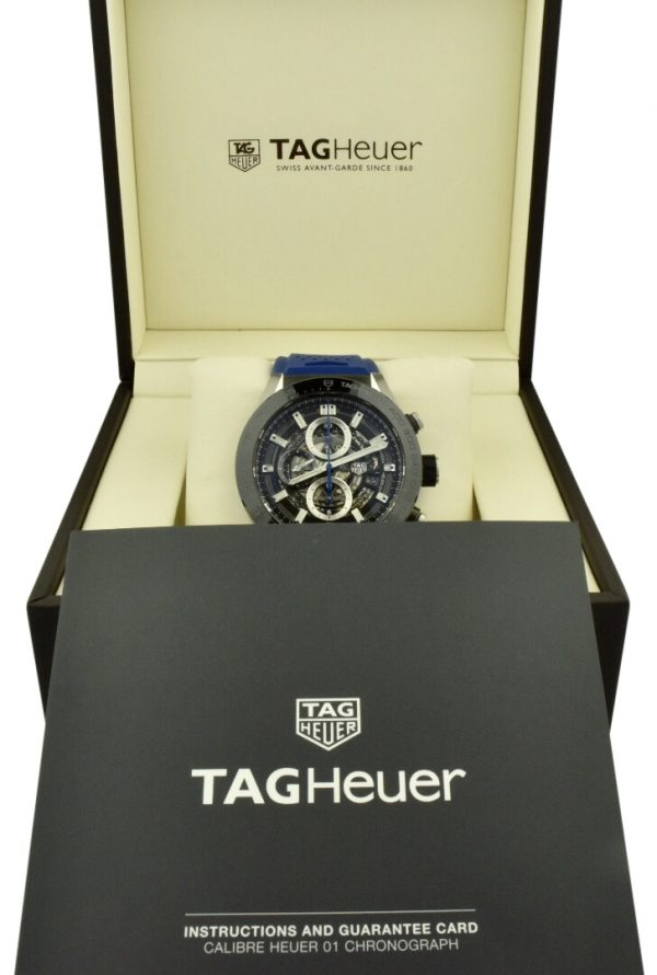 Tag heuer blue touch edition carrera for sale