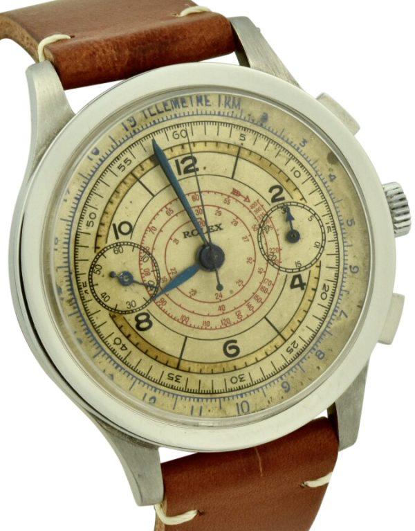 vintage rolex chronograph 2508