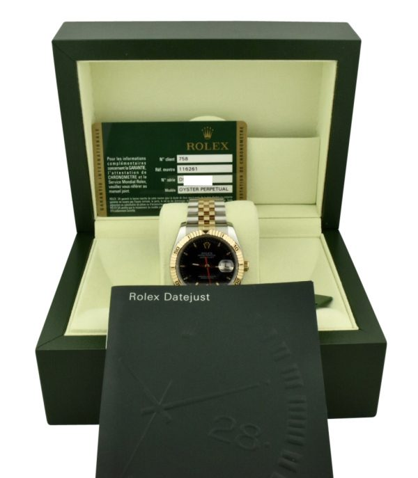 rolex datejust 116261 rose gold datejust for sale