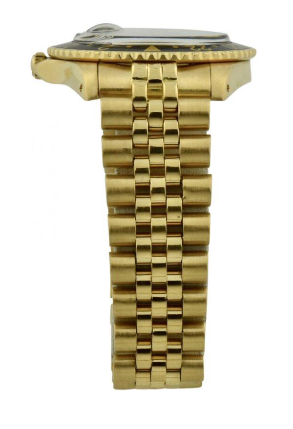 rolex gmt gold band