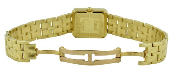 Piaget gold clasp