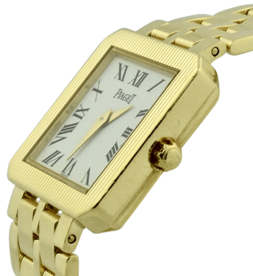 Piaget gold watch