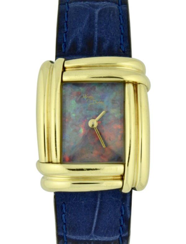Henry dunay gold sabi watch